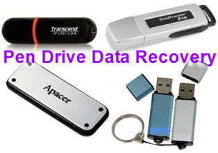 How to recover pendrive data