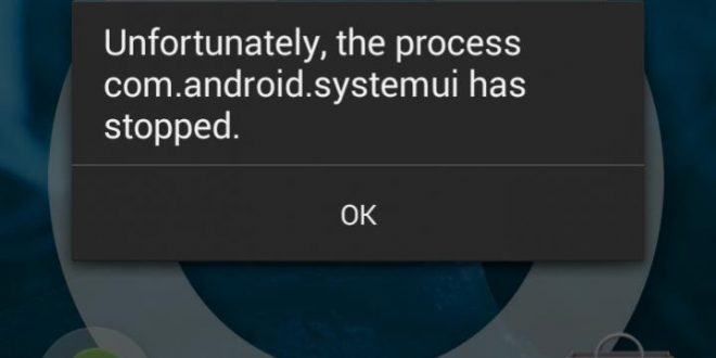 """Unfortunately the process com.android.phone has stopped"""