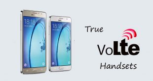 TRUE 4G/VoLTE enabled devices