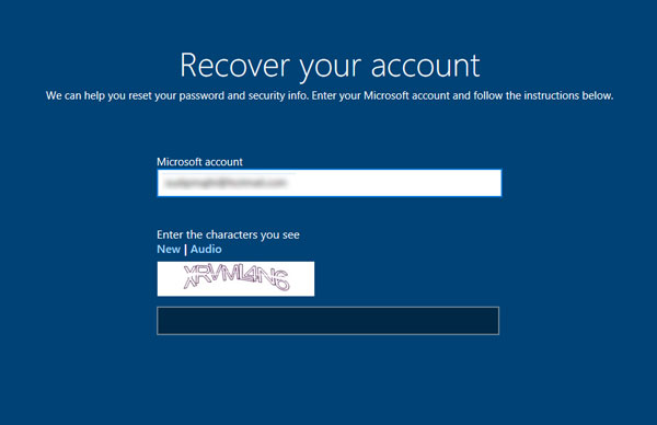 How to Reset PIN and Password from Lock Screen on Windows 10