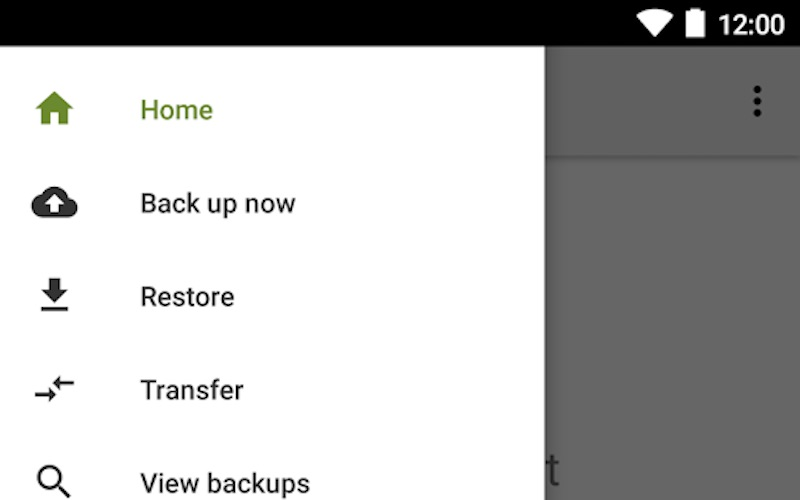 sms backup restoring carbonite