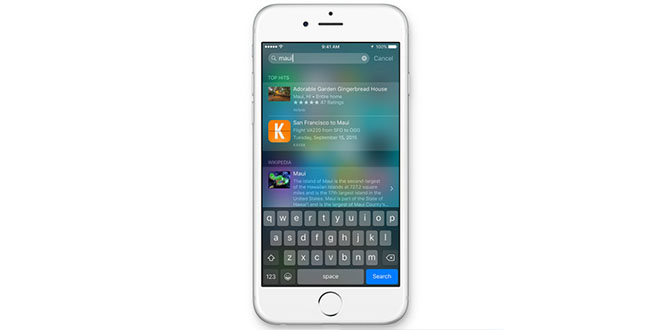 How to Fix iOS 9 Search Showing Too Many Results